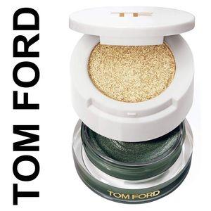 • Tom Ford Emerald Isles Cream & Powder Eye Color